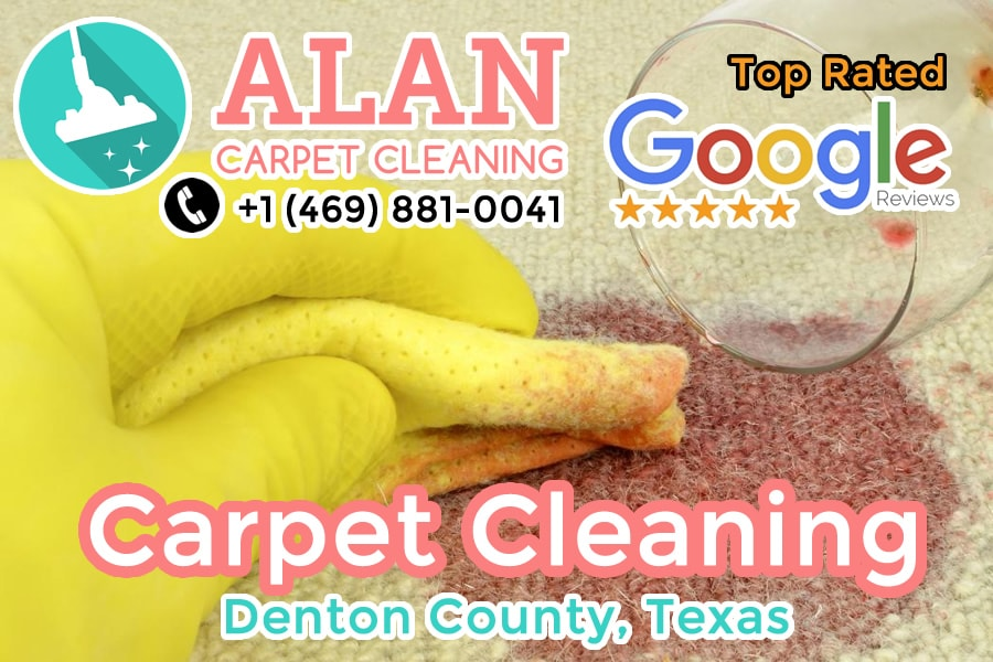 carpet cleaning service in denton county texas
