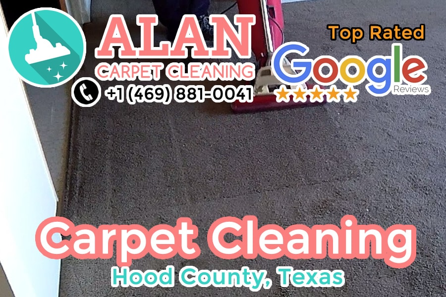 carpet cleaning service in hood county texas