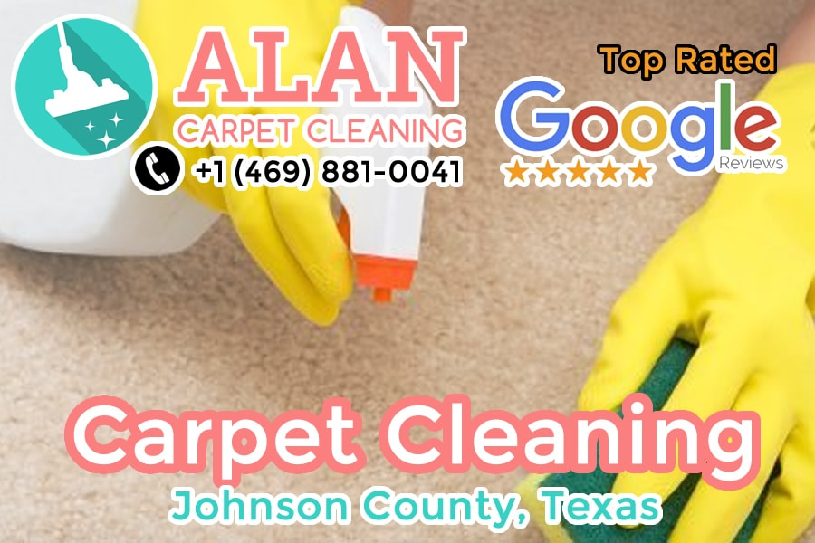 carpet cleaning service in johnson county texas