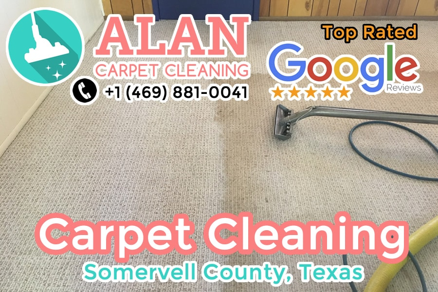 carpet cleaning service in somervell texas