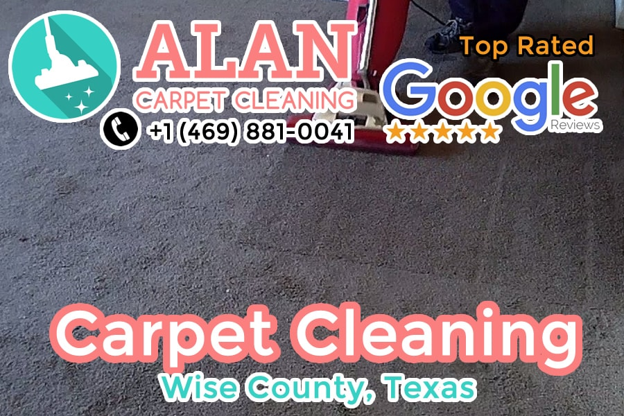 carpet cleaning service in wise texas