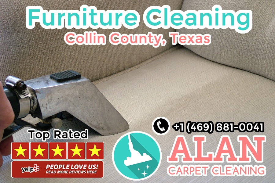 furniture cleaning service in collin county texas