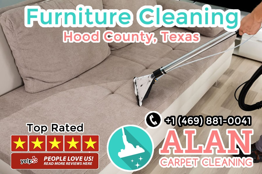 furniture cleaning service in ellin hood texas