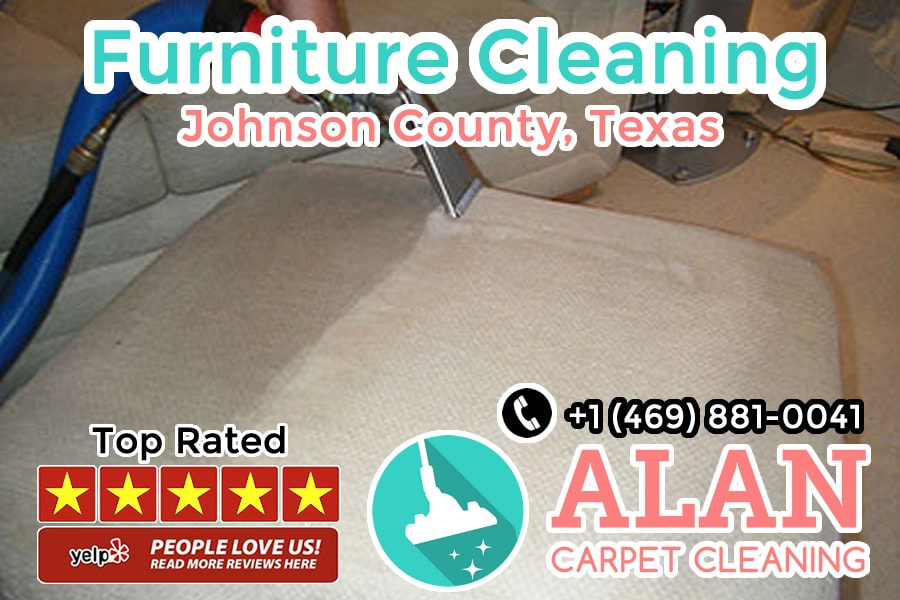 furniture cleaning service in johnson texas