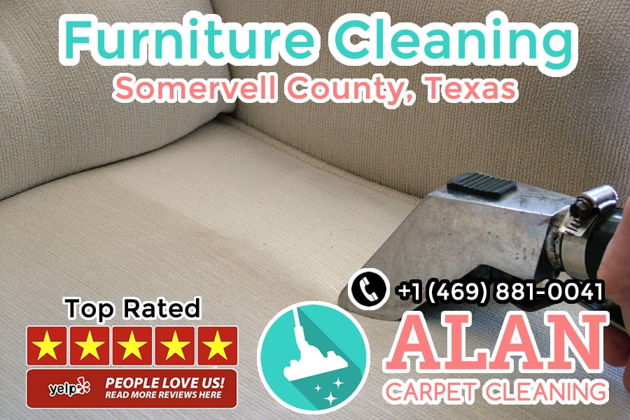 furniture cleaning service in somervell texas