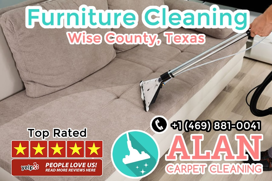 furniture cleaning service in wise texas